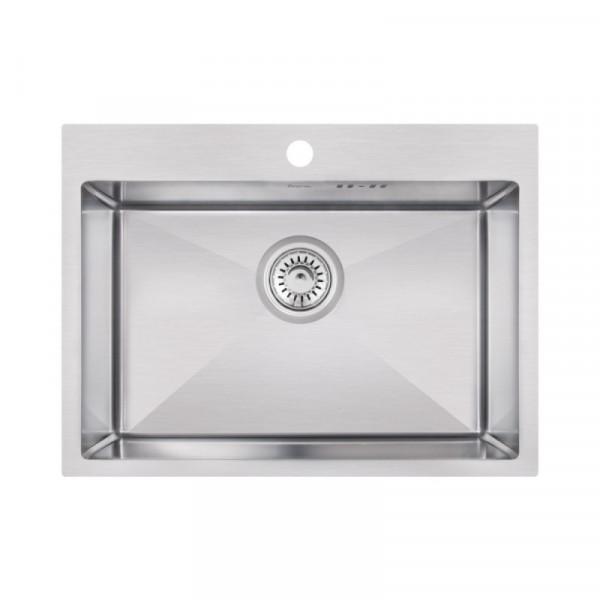 Кухонная мойка Imperial D5843 Handmade 2.7/1.0 mm (IMPD5843H12)