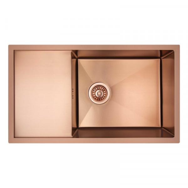 Кухонная мойка Imperial D7844BR PVD bronze Handmade 3.0/1.2 mm