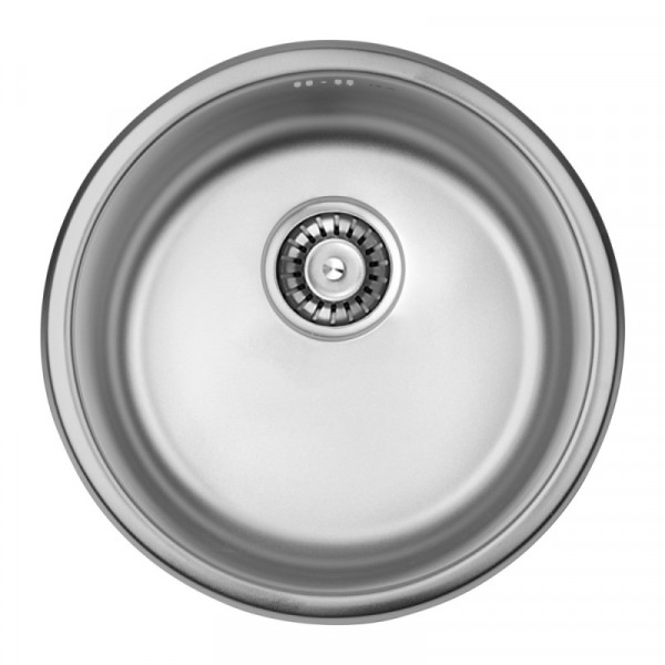 Кухонная мойка ULA 7102 U Satin (ULA7102SAT08)