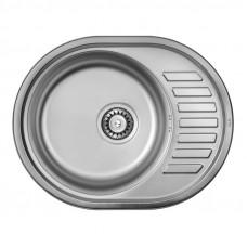 Кухонная мойка ULA 7112 U Micro Decor (ULA7112DEC08)