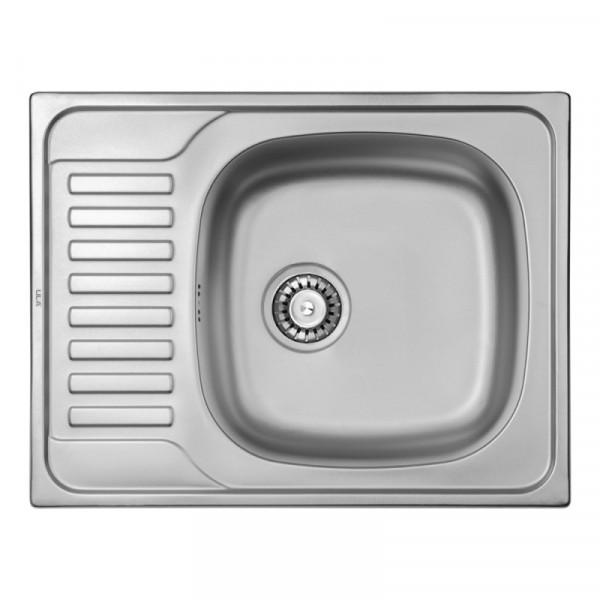 Кухонная мойка ULA 7201 U Micro Decor (ULA7201DEC08)