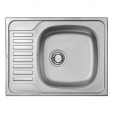Кухонная мойка ULA 7201 U Satin (ULA7201SAT08)