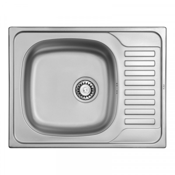 Кухонная мойка ULA 7202 U Micro Decor (ULA7202DEC08)