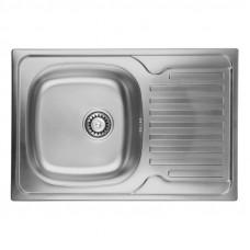 Кухонная мойка ULA 7203 U Satin (ULA7203SAT08)