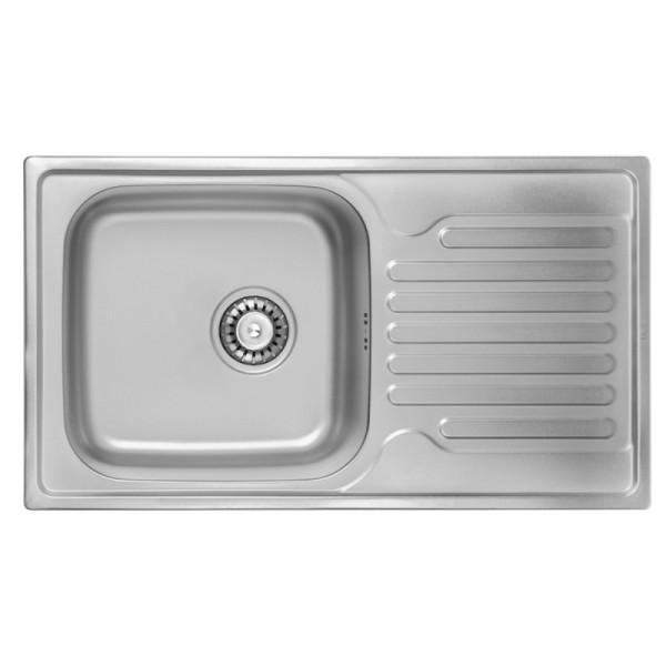 Кухонная мойка ULA 7204 Decor (ULA7204DEC08)
