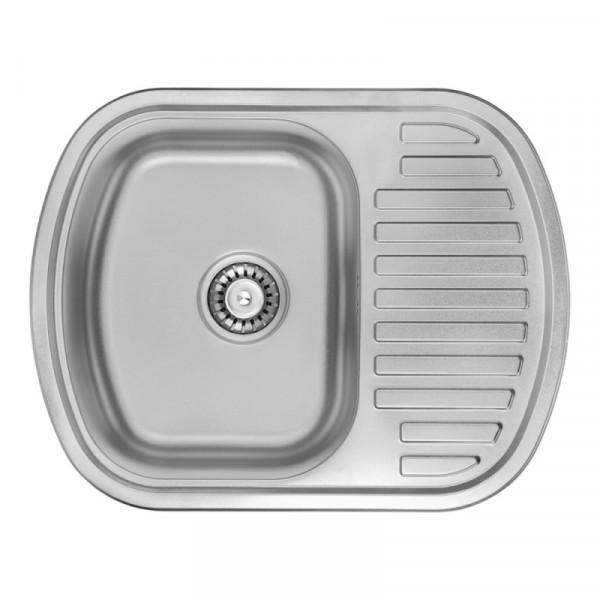 Кухонная мойка ULA 7704 U Micro Decor (ULA7704DEC08)