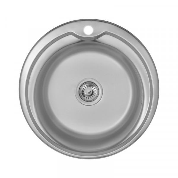 Кухонная мойка Imperial 510-D Decor (IMP510DDEC)