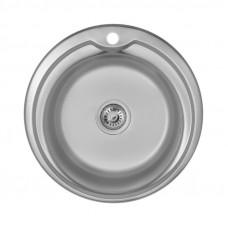 Кухонная мойка Imperial 510-D Satin (IMP510DSAT)