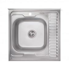 Кухонная мойка Imperial 6060-L Satin (IMP6060L06SAT)