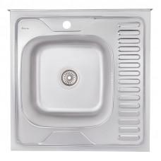 Кухонная мойка Imperial 6060-L Satin (IMP6060LSAT)