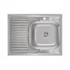 Кухонная мойка Imperial 6080-R Decor (IMP6080R06DEC)