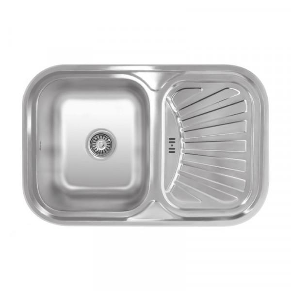 Кухонная мойка Imperial 7549-D Polish (IMPHQTF02POL)
