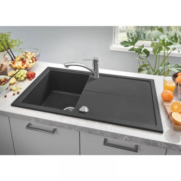 Мойка гранитная Grohe Sink K400 31640AP0