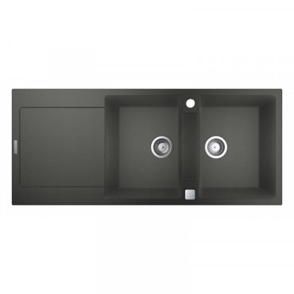 Мойка гранитная Grohe Sink K500 двойная 31647AT0