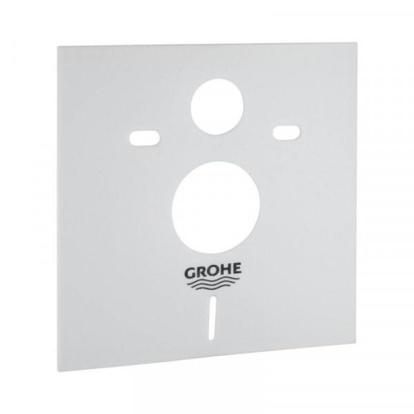 Набор инсталляция 5 в 1 Grohe Rapid SL 38827000 + унитаз с сиденьем Q-tap Tern QT1733052ERW