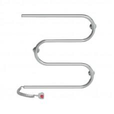 Полотенцесушитель электрический Lidz Snake (CRM) 500x500 LE