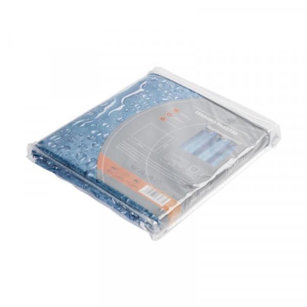 Шторка для ванной Qtap Tessoro PA62232 200*200