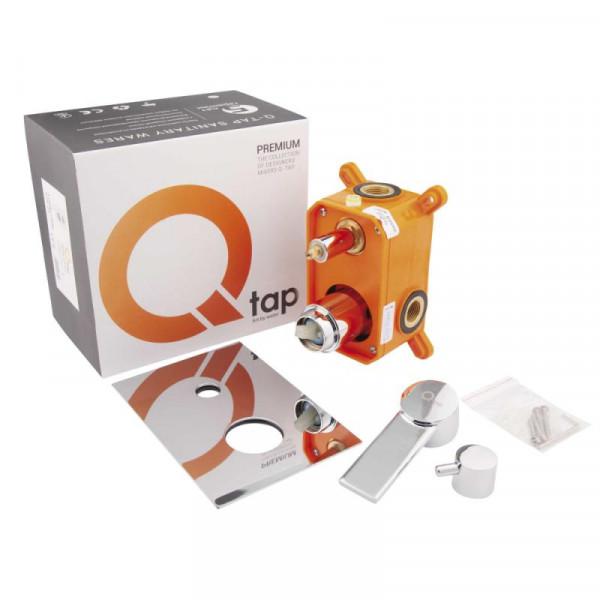 Смеситель для душа Qtap Form CRM 010-22 SQ