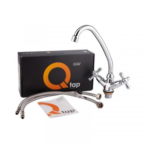 Смеситель для кухни Qtap Dominox CRM 271FK