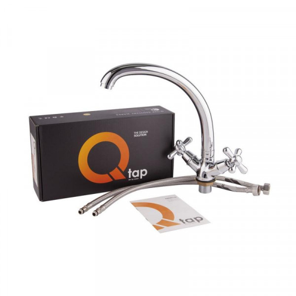 Смеситель для кухни Qtap Dominox CRM 273F