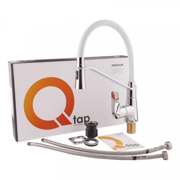 Смеситель для кухонной мойки Qtap Estet CRW 007F