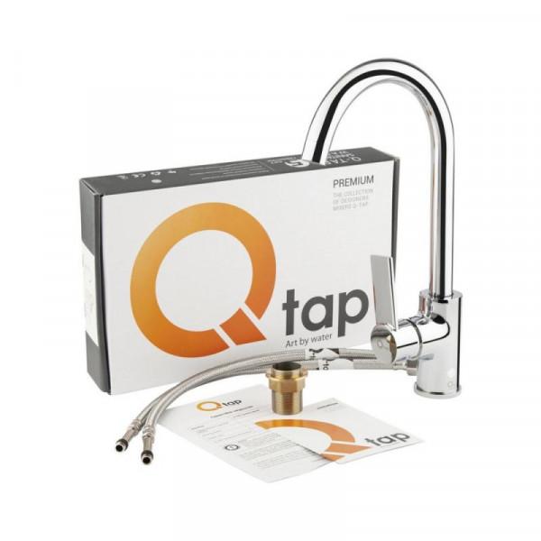 Смеситель для кухни Qtap Form CRM 007F