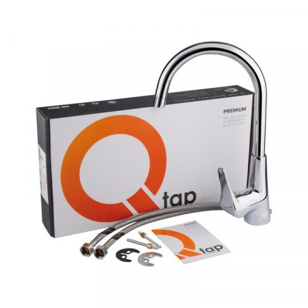 Смеситель для кухни Qtap Integrа CRM 007