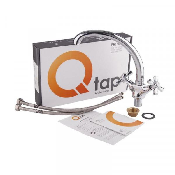 Смеситель для кухни Qtap Liberty CRM 273F