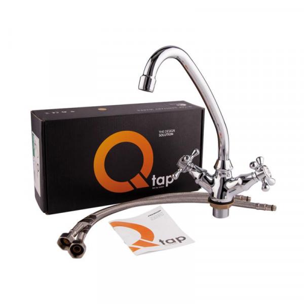 Смеситель для кухни Qtap Mayfair CRM 271F