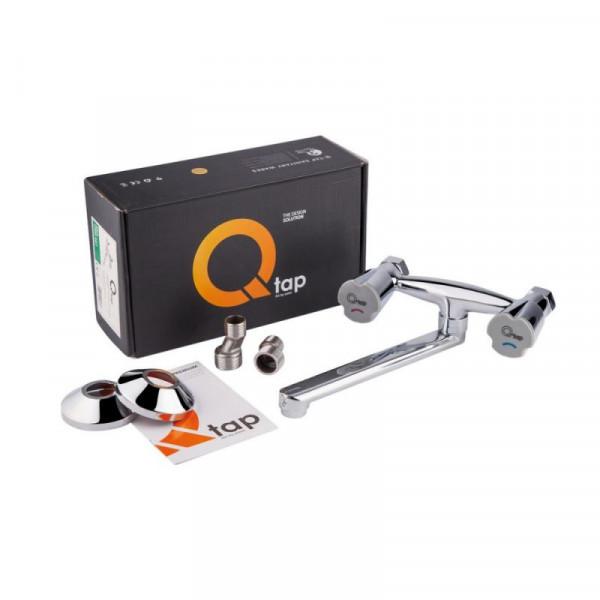 Смеситель для кухни Qtap Mix CRM 361