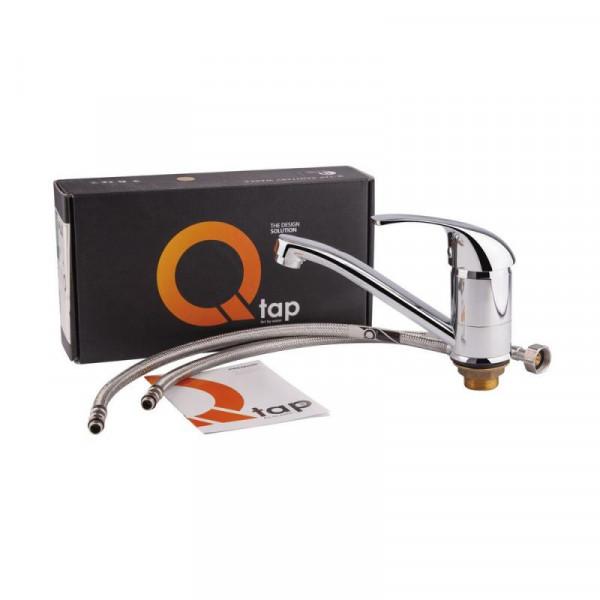 Смеситель для кухни Qtap Premiere CRM 003М