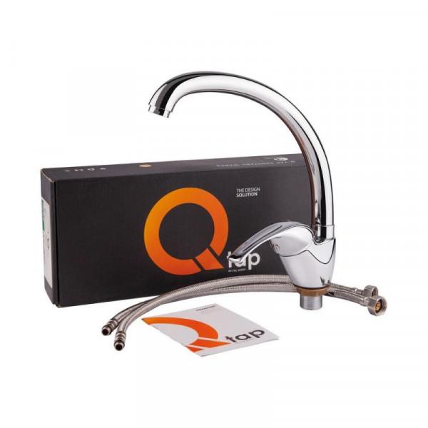 Смеситель для кухни Qtap Premiere CRM 008F