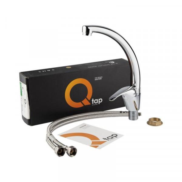 Смеситель для кухни Qtap Smart CRM 008F