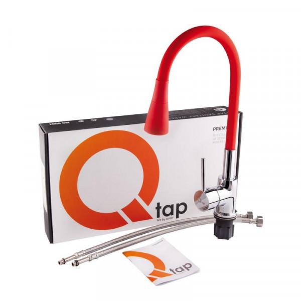 Смеситель для кухни Qtap Spring CRR 007F-1