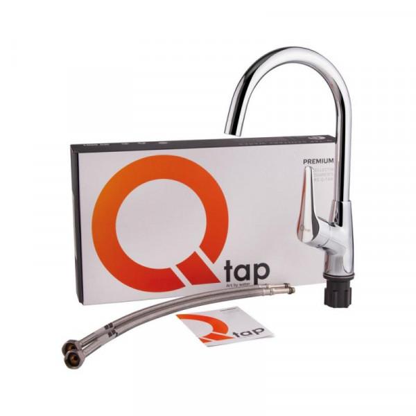 Смеситель для кухни Qtap Tenso CRM 007