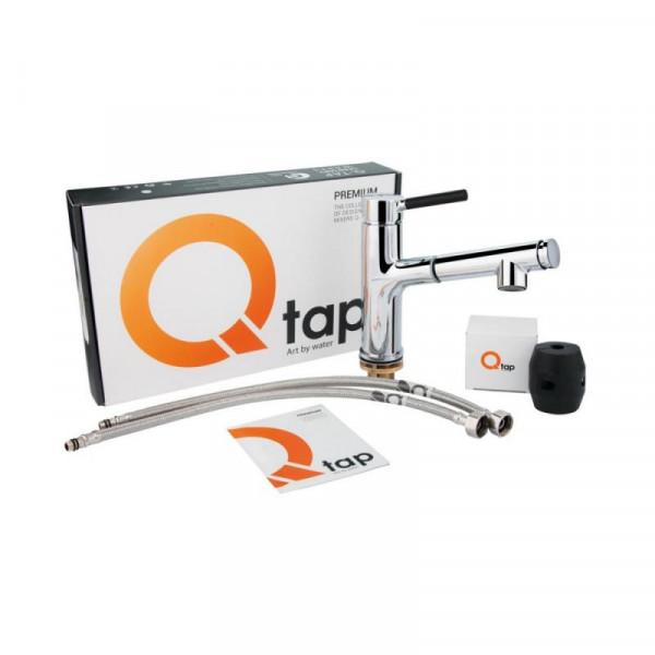 Смеситель для умывальника Qtap Inspai CRM 011F