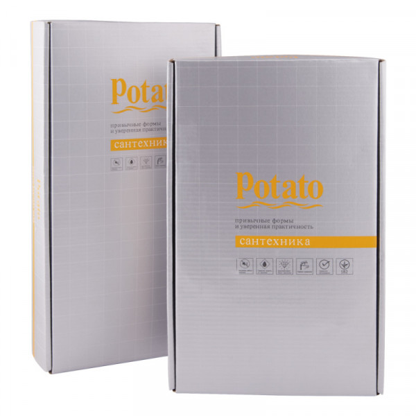 Смеситель для ванны Potato P30217