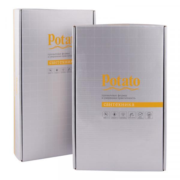 Смеситель для ванны Potato P3028-04