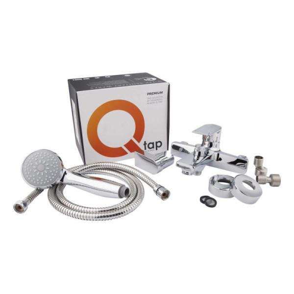 Смеситель для ванны Qtap Estet CRM 006 New