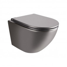 Унитаз подвесной Q-tap Robin BLA 2196 безободковый