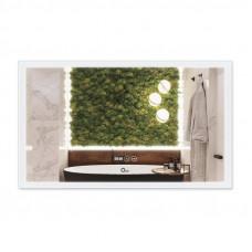 Зеркало с подсветкой и антизапотеванием Qtap Mideya LED DC-F615 1000*600