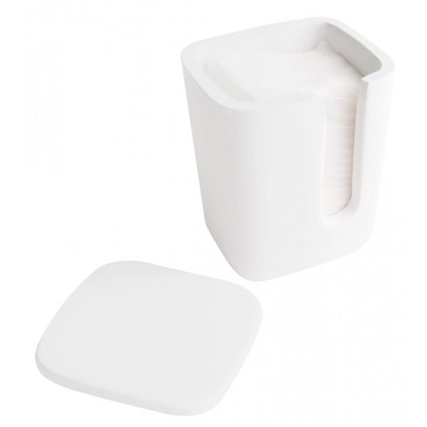 Коробочка для спонжиков VOLLE Solid surface 18-40-209