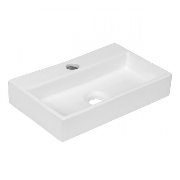 Раковина прямоугольный с отверстием под смеситель Volle 13-01-11
