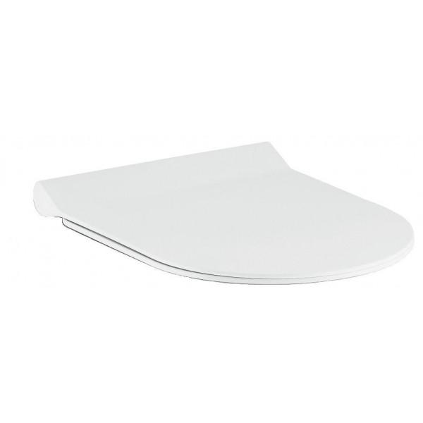 Сиденье для унитаза твердое Slim slow-closing Volle Solar 13-93-053