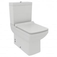 Унитаз пристенный напольный с сиденьем Slim slow-closing Volle Larios 13-27-384