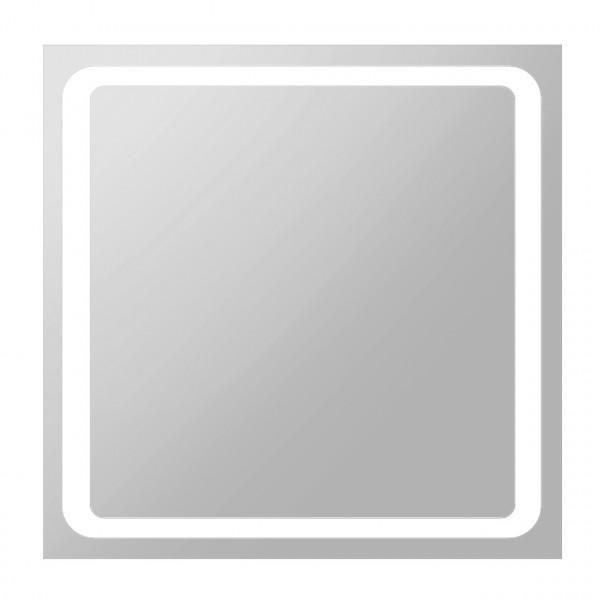 Зеркало квадратное 80*80см со светодиодной подсветкой Volle 16-80-580
