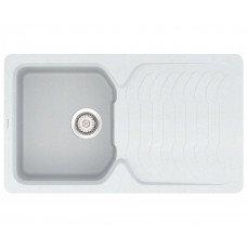 Кухонная мойка из кварцевого камня прямоугольная Vankor Sigma SMP 02.85 Vanilla