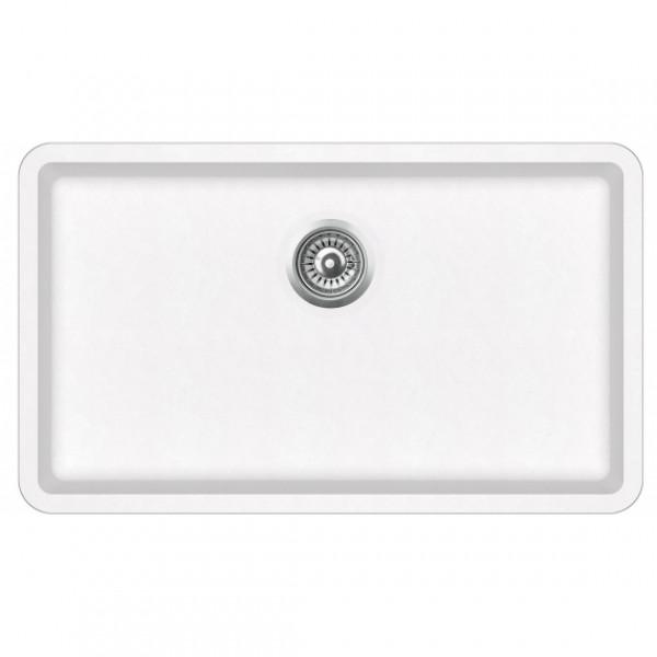 Кухонная мойка гранитная AquaSanita Arca SQA-104-710