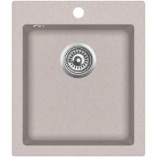 Кухонная мойка гранитная AquaSanita Simplex SQS-100W-112