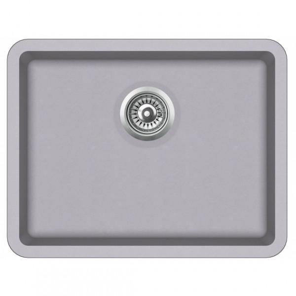 Мойка для кухни гранитная Aquasanita Arca SQA-102W-202